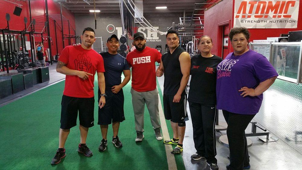 PUSH Fitness & Athletic Training: 6440 Gateway E, El Paso, TX