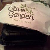 olive garden waiter