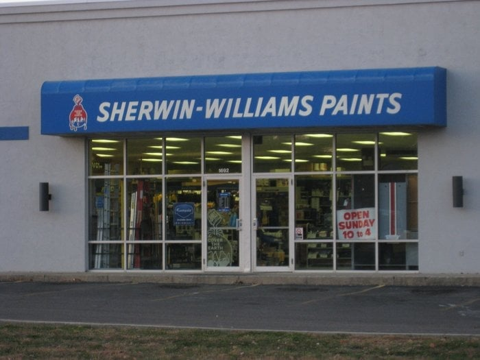 sherwin williams paint store paint stores 1692 w 5th