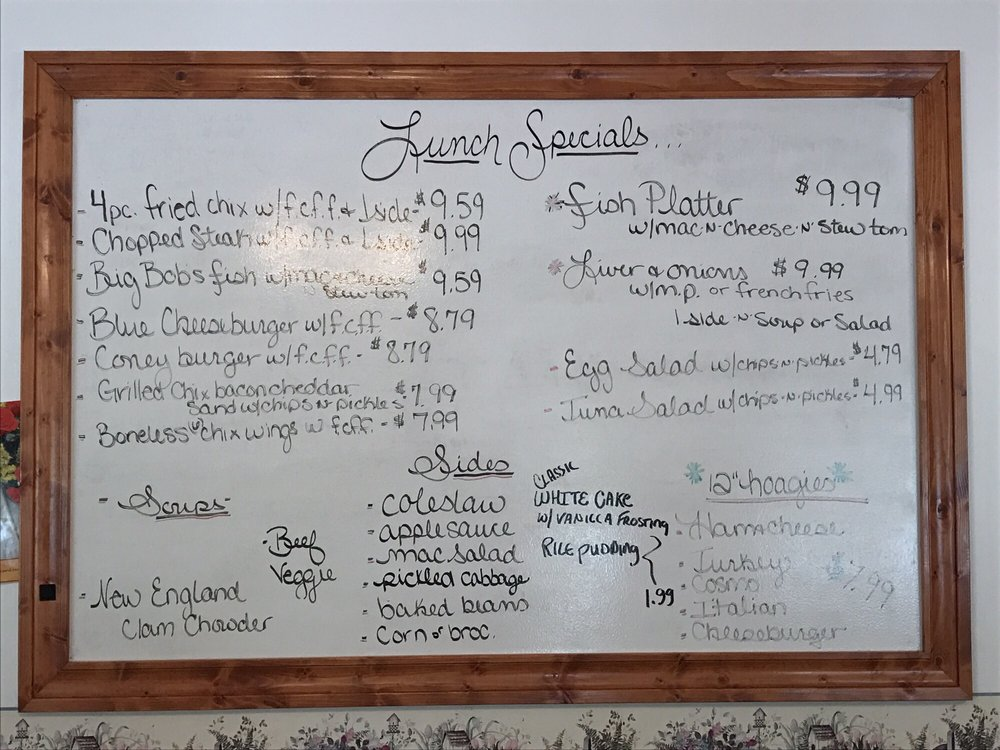 Timber Creek Family Restaurant: 1045 W Valley Rd, Elysburg, PA