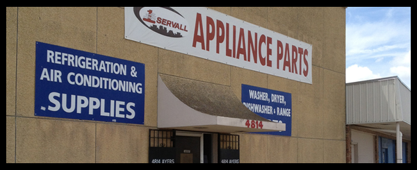1st Source Servall Appliance Parts 4814 Ayers St Corpus Christi, TX