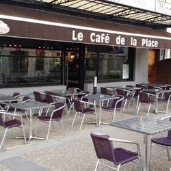 Cafe restaurant de la place 62 rue jean jaur s portes for Restaurant le loft portes les valence