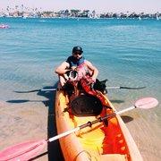 Starbucks Photo Of Kayaks On The Water Long Beach Ca United States