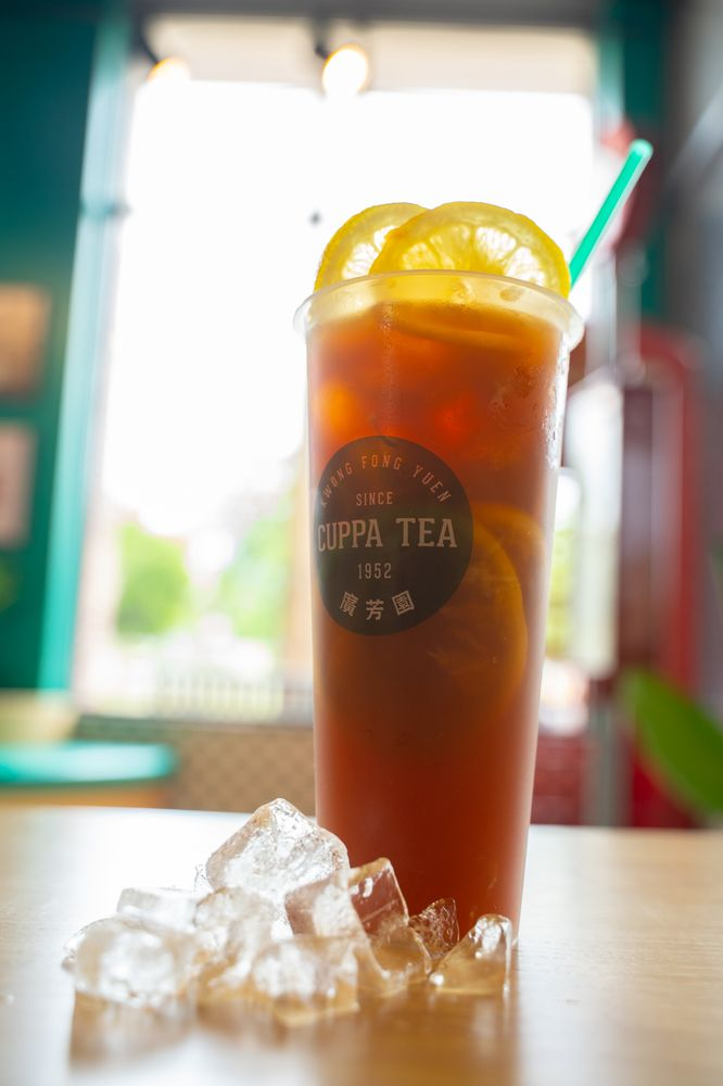 Cuppa Tea: 8700 Baltimore Ave, College Park, MD