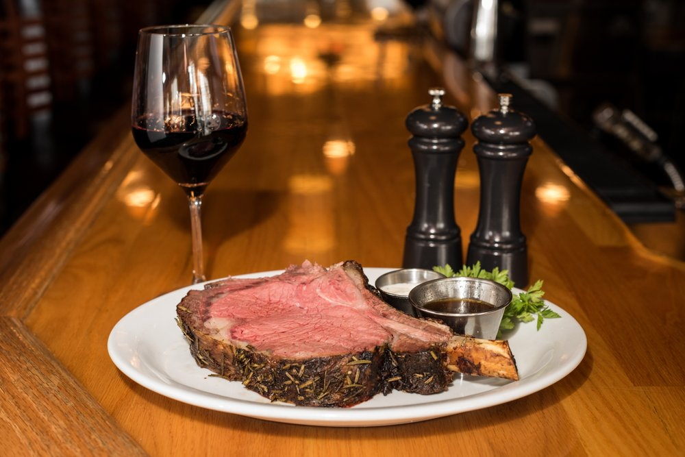 GrillMarX Steakhouse & Raw Bar