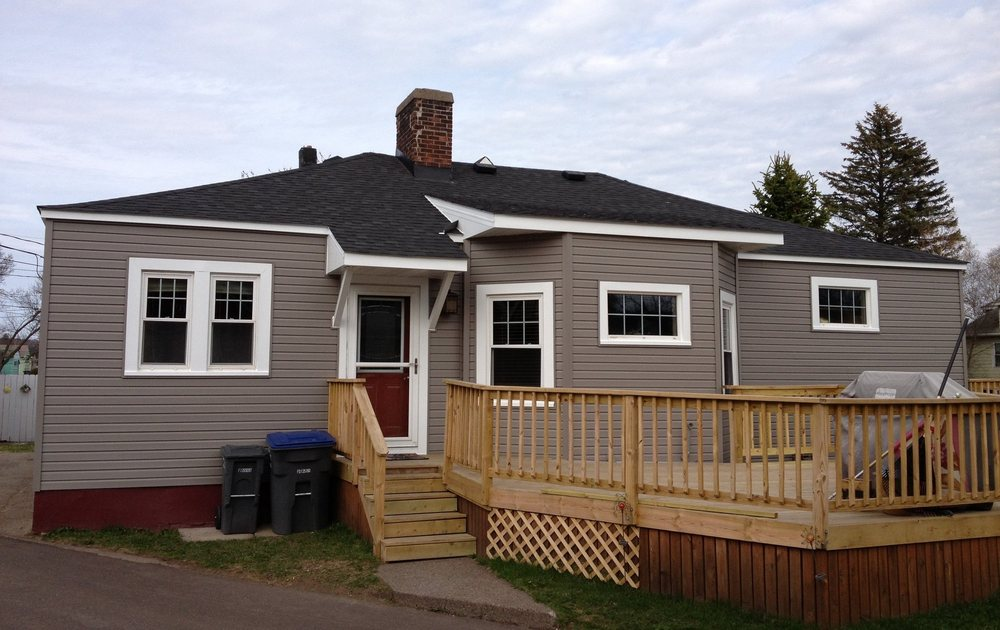 Absalute Vinyl Window Siding & Roofing Company: 311 N Central Ave, Duluth, MN