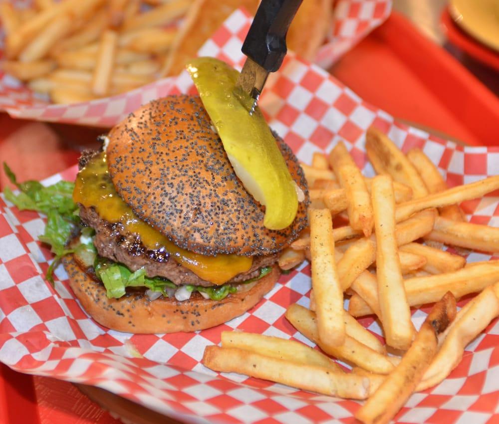 Chip Old Fashioned Hamburgers Lakewood