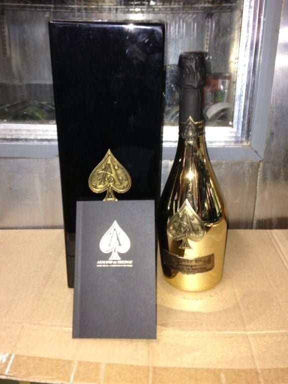 ace of spades champagne sverige