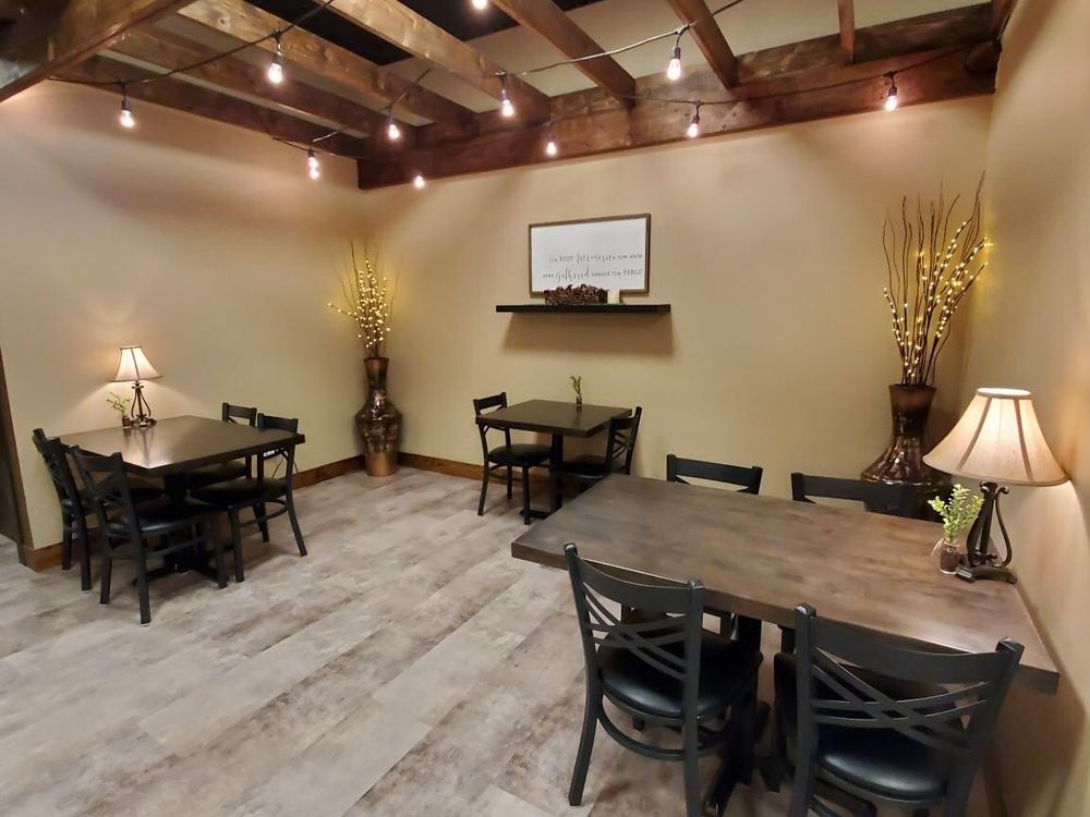 Beans & Steams Coffee House: 610 Glover Rd, Sidney, NE