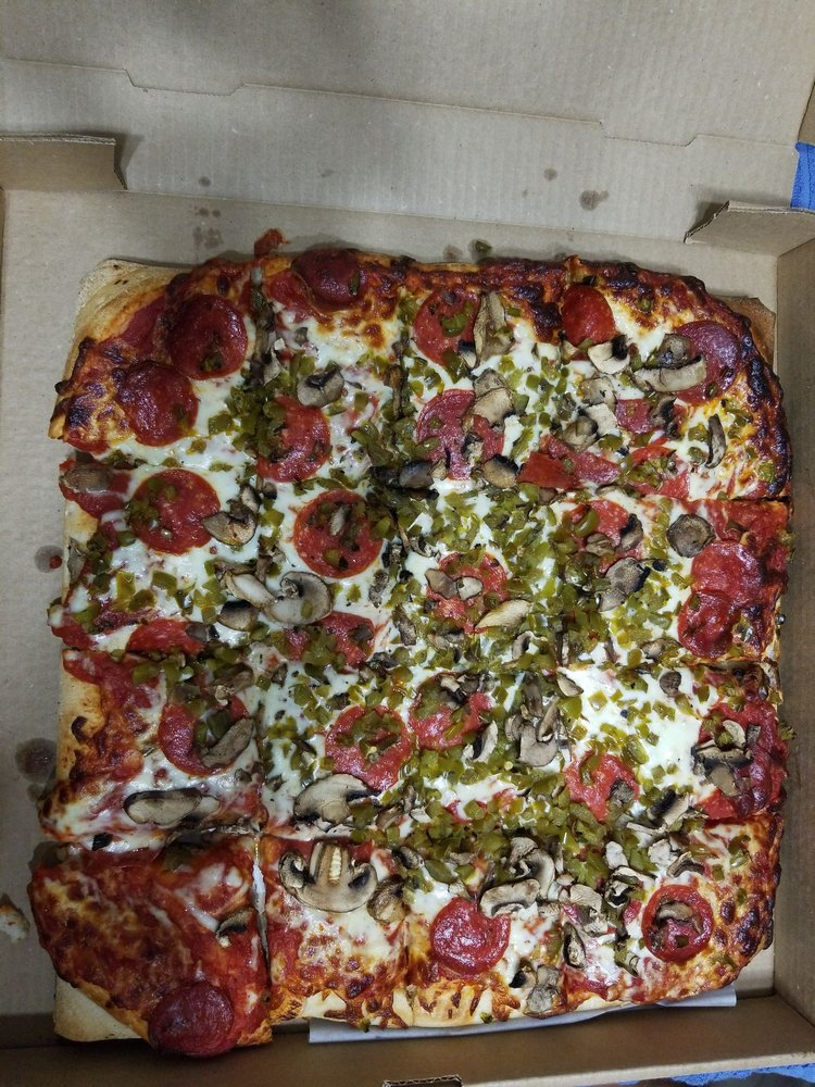 Sam's Pizza Shop: 2228 S Canal St, Newton Falls, OH