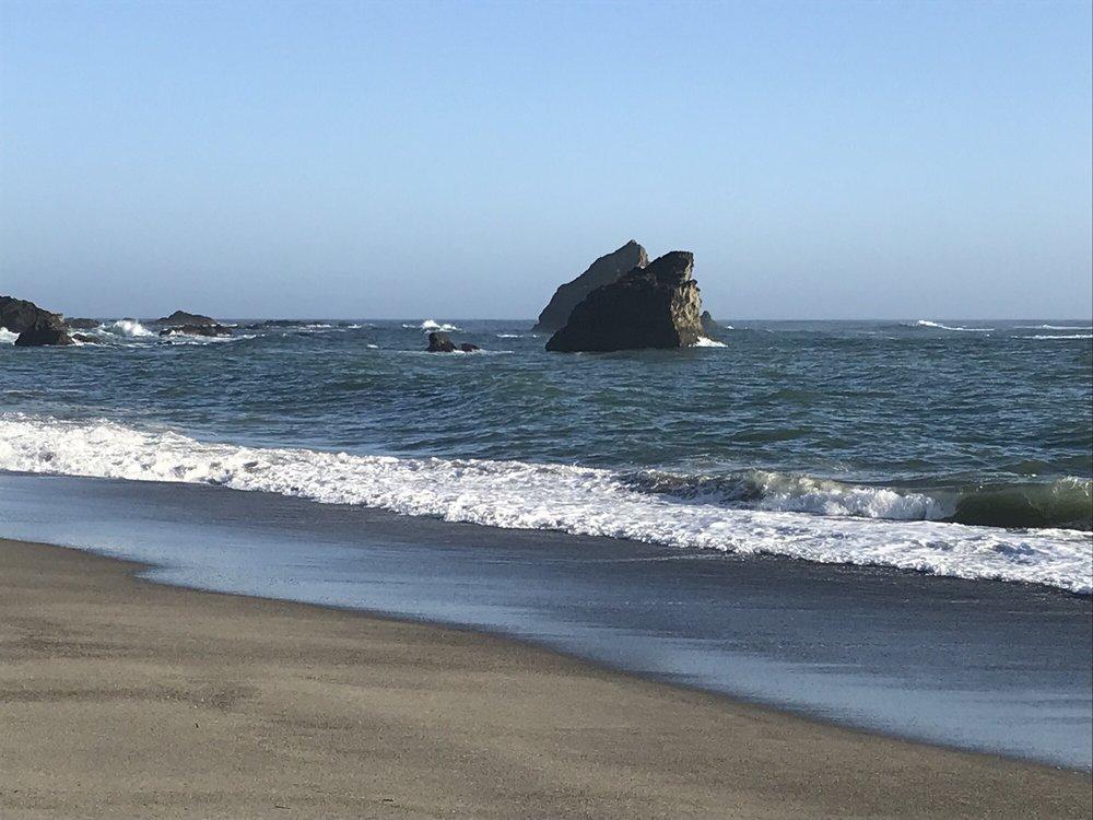 Photo Of Navarro Beach Campground Ca United States The Coastline