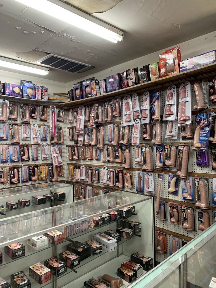 Deja vu adult bookstore california