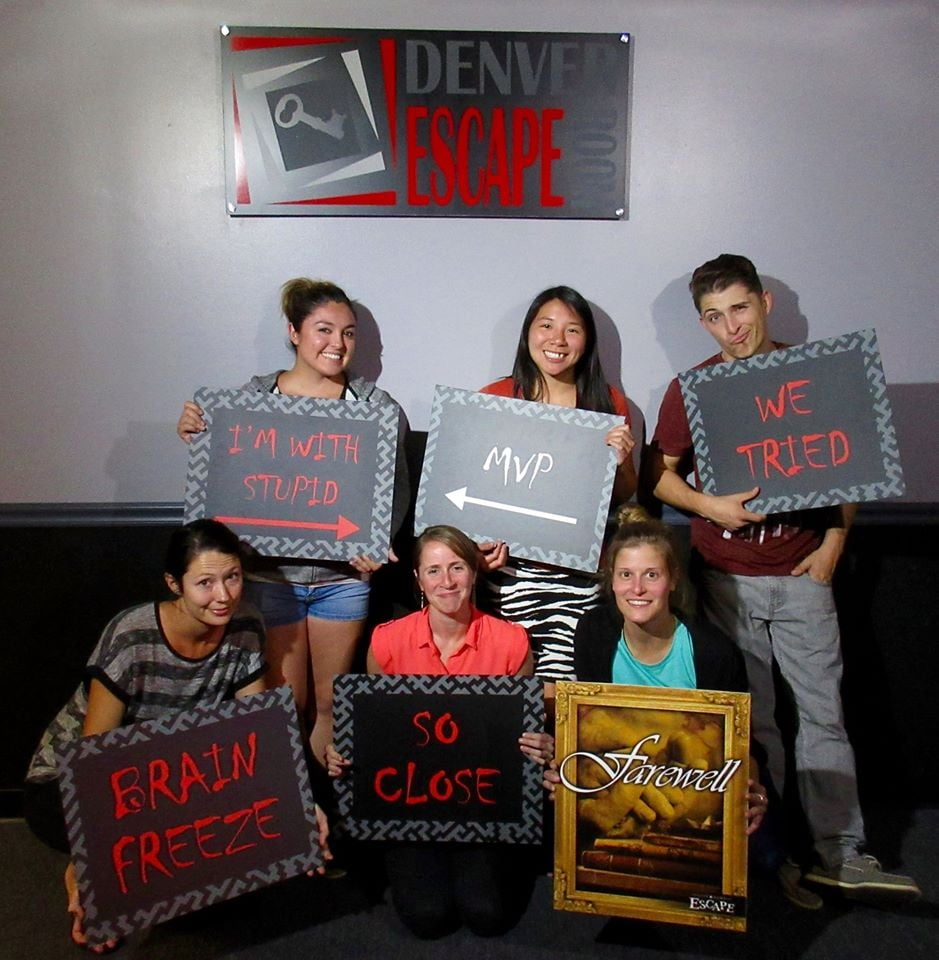 Escape Rooms Denver Yelp