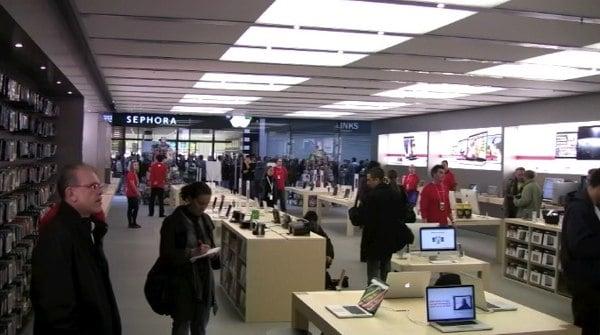 Apple store 17 rese as tel fonos celulares zone - Apple store marseille terrasse du port ...