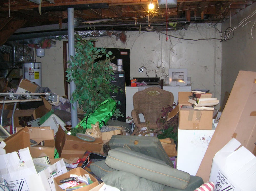 Superieur Photo Of Peachtree Junk Removal   Atlanta, GA, United States. Garage Full Of