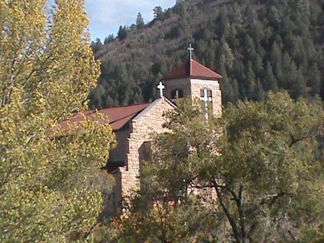 Saint Joseph's Restoration: 627 Mission Trl, Mescalero, NM