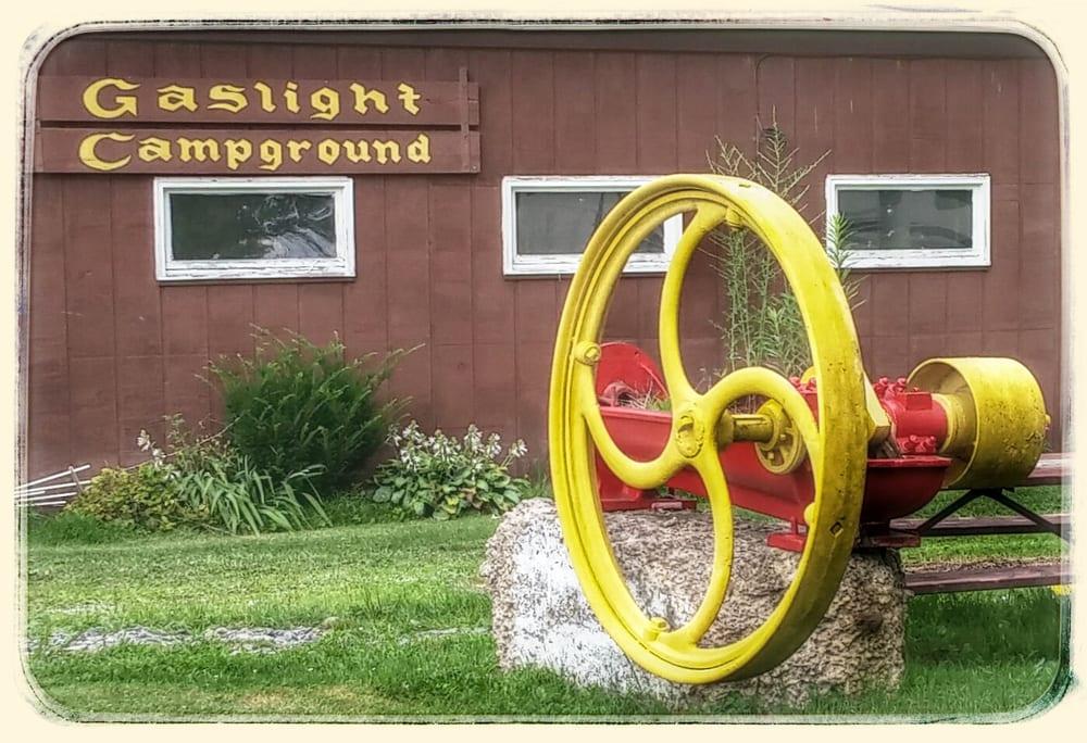 Gaslamp Campground: 6297 Emlenton Clintonville Rd, Emlenton, PA