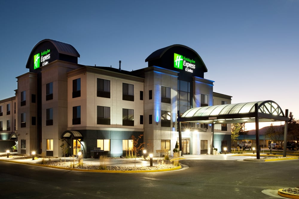 Holiday Inn Express & Suites Rock Springs Green River: 1660 Sunset Dr, Rock Springs, WY