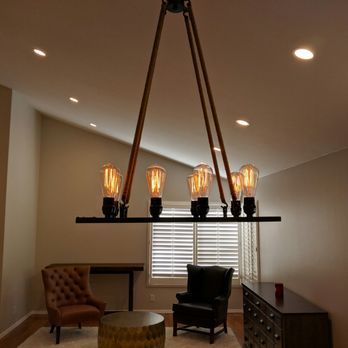 Photo of custom electric sd san diego ca united states chandelier 2