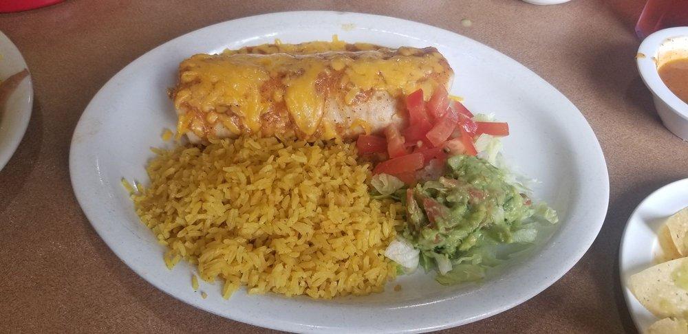 Cilantro's Mexican Grill: 12501 Canyon Falls Blvd, Willis, TX