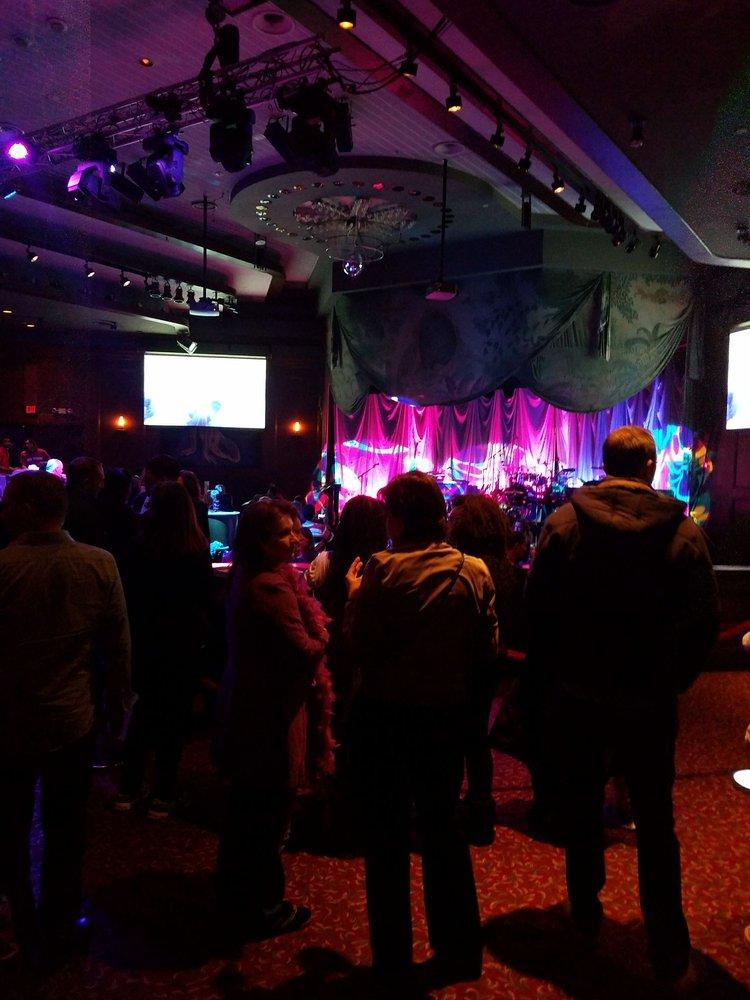 Metropolitan Ballroom and Clubroom