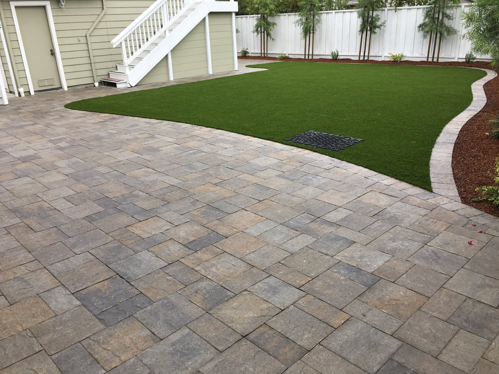 Stone Pavers Slate : Belgard avalon catalina slate stone paver in victorian