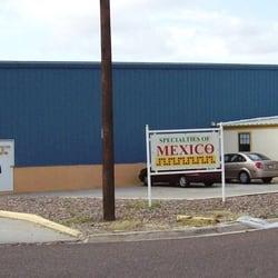 Specialties of Mexico - International Grocery - 711