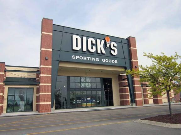 DICK'S Sporting Goods: 4208 E Bluegrass Rd, Mount Pleasant, MI