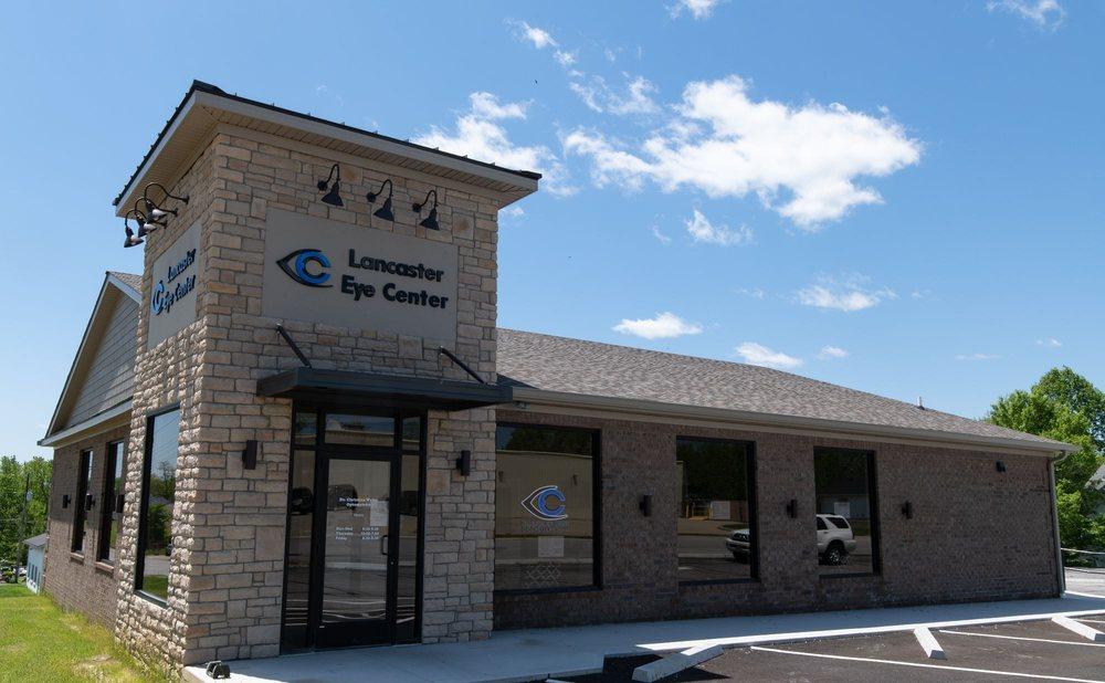 Lancaster Eye Center: 304 Stanford St, Lancaster, KY