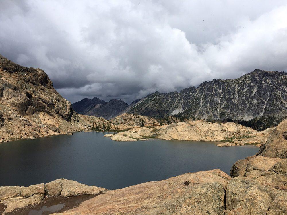 Ingalls Lake: Cle Elum, WA