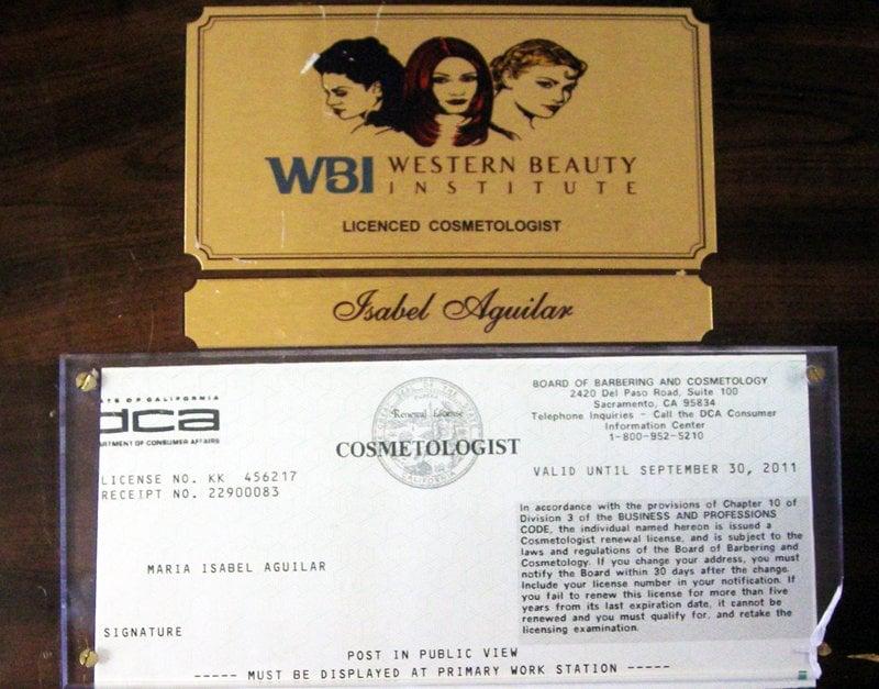 california licensed cosmetologist - yelp