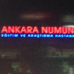 Ankara Numune Hastanesi Hospitals Hacettepe Mah Ankara Turkey
