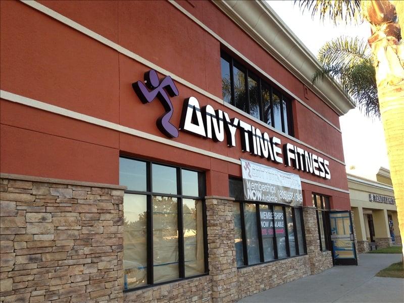 Anytime Fitness: 2950 Johnson Dr, Ventura, CA