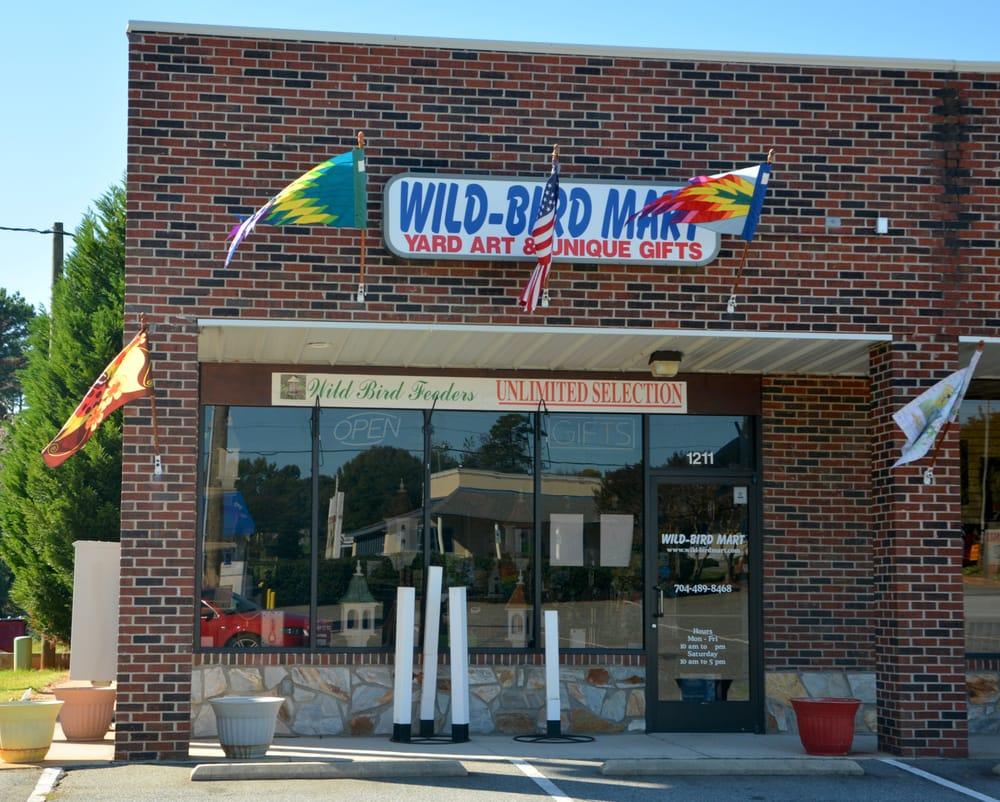 Wild-Bird Mart & Gift Shop: 1211 N Hwy 16, Denver, NC