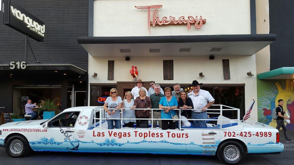 Las Vegas Topless Tours