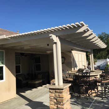 patios roof custom covers s patio contractor in stucco trim utah boyd