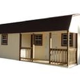 Photo Of USA Portable Buildings   Shepherdsville, KY, United States. Lofted  Casita