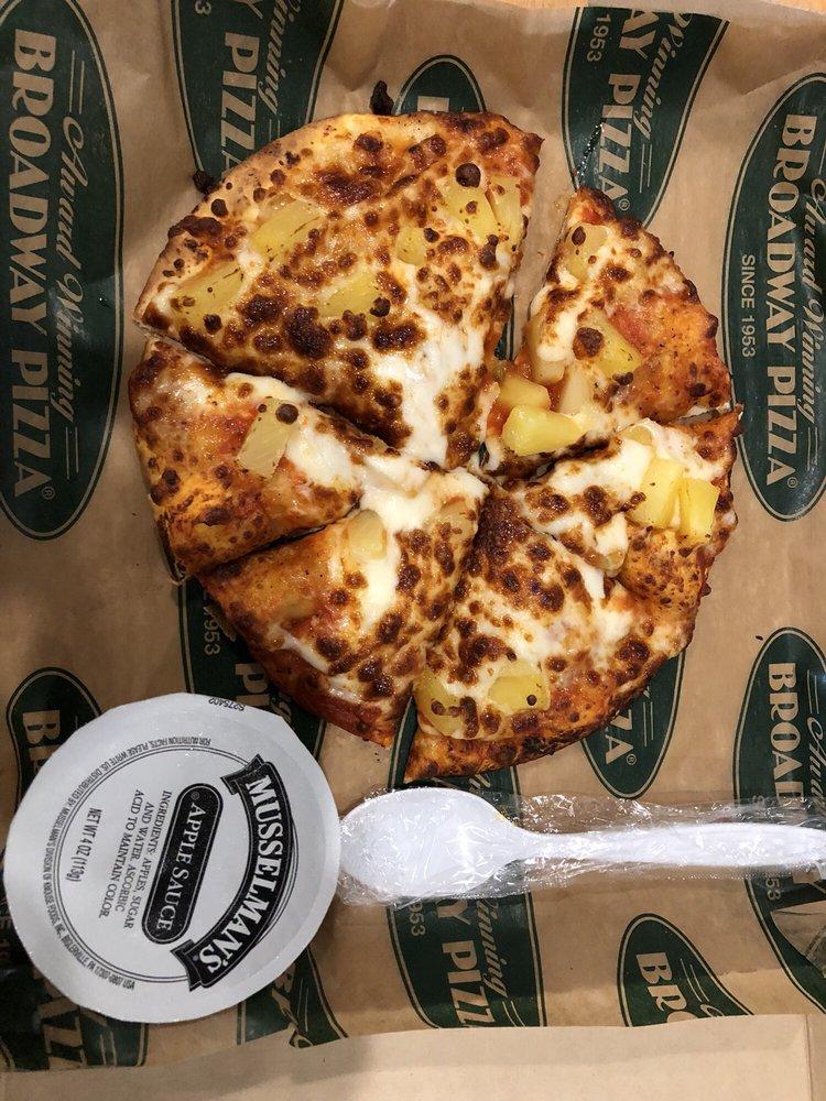 Broadway Pizza: 9347 US Highway 169, Garrison, MN