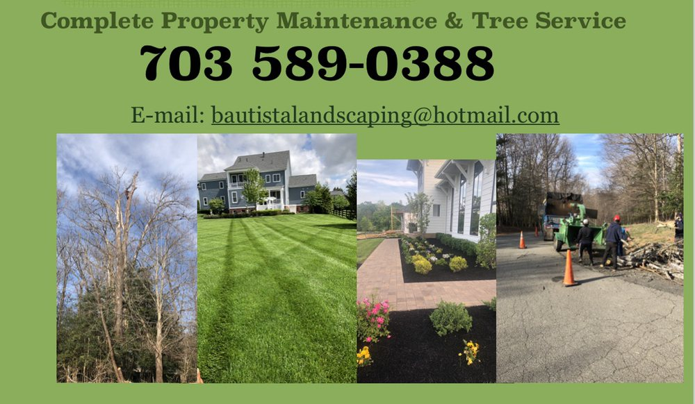 Bautista Landscaping: Sterling, VA