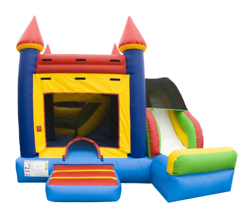 Inflatable Water Slide Party Rentals: Party Rentals, Party Supplies, Jumpers, Bounce House