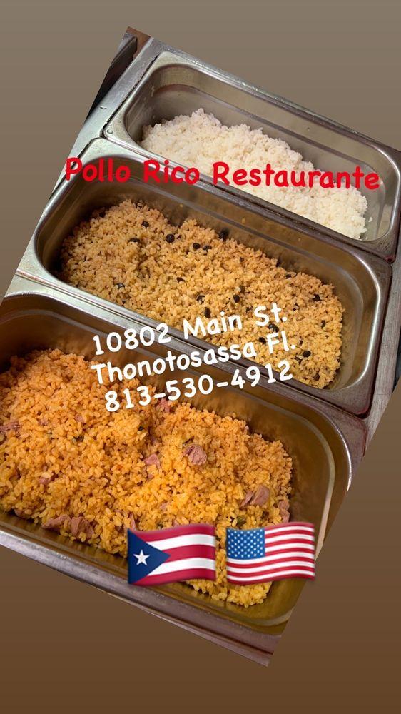Pollo Rico Restaurante
