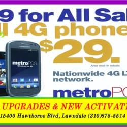 MetroPCS - Mobile Phones - 15400 Hawthorne Blvd, Lawndale, CA