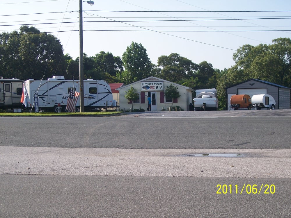 Outdoor Escape Rv: 2091 S Amherst Hwy, Amherst, VA