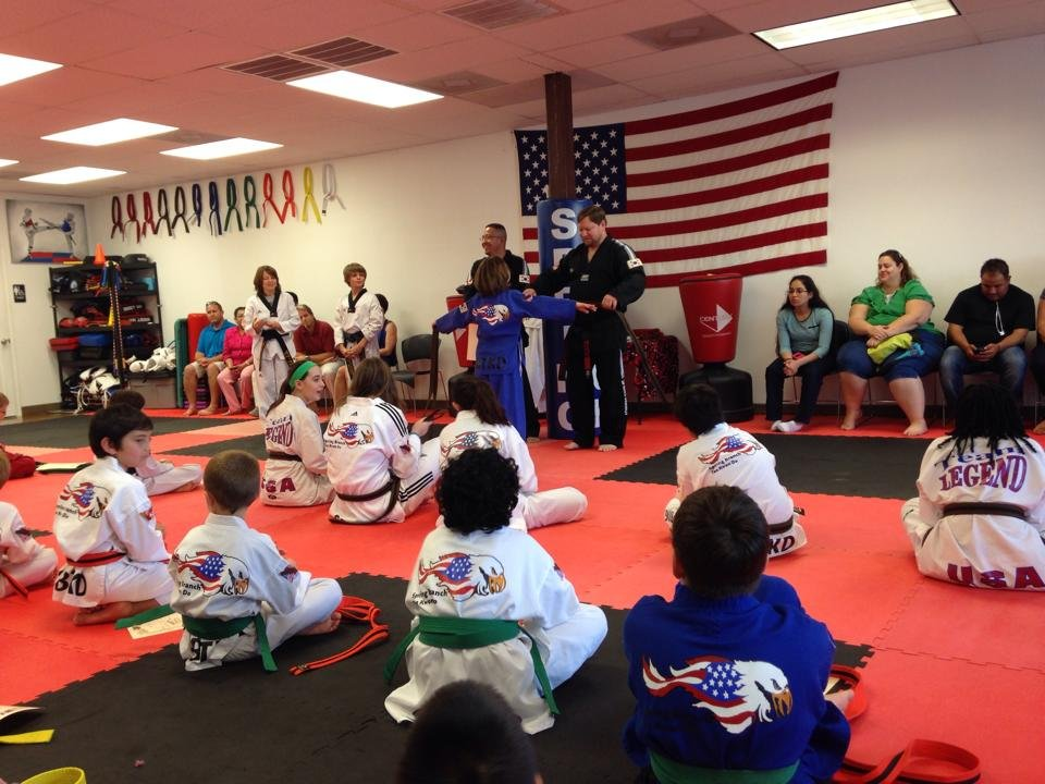 Spring Branch Tae Kwon Do: 8103 Long Point Rd, Houston, TX