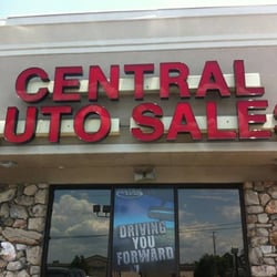 Central Auto Sales >> Central Auto Sales Car Dealers 3925 Central Ave Hot Springs Ar