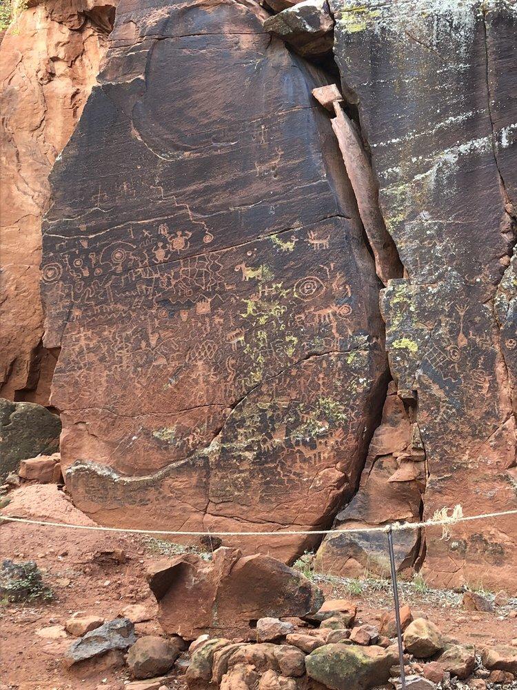 V-Bar-V Heritage Site: 6550 National Forest Rd, Rimrock, AZ