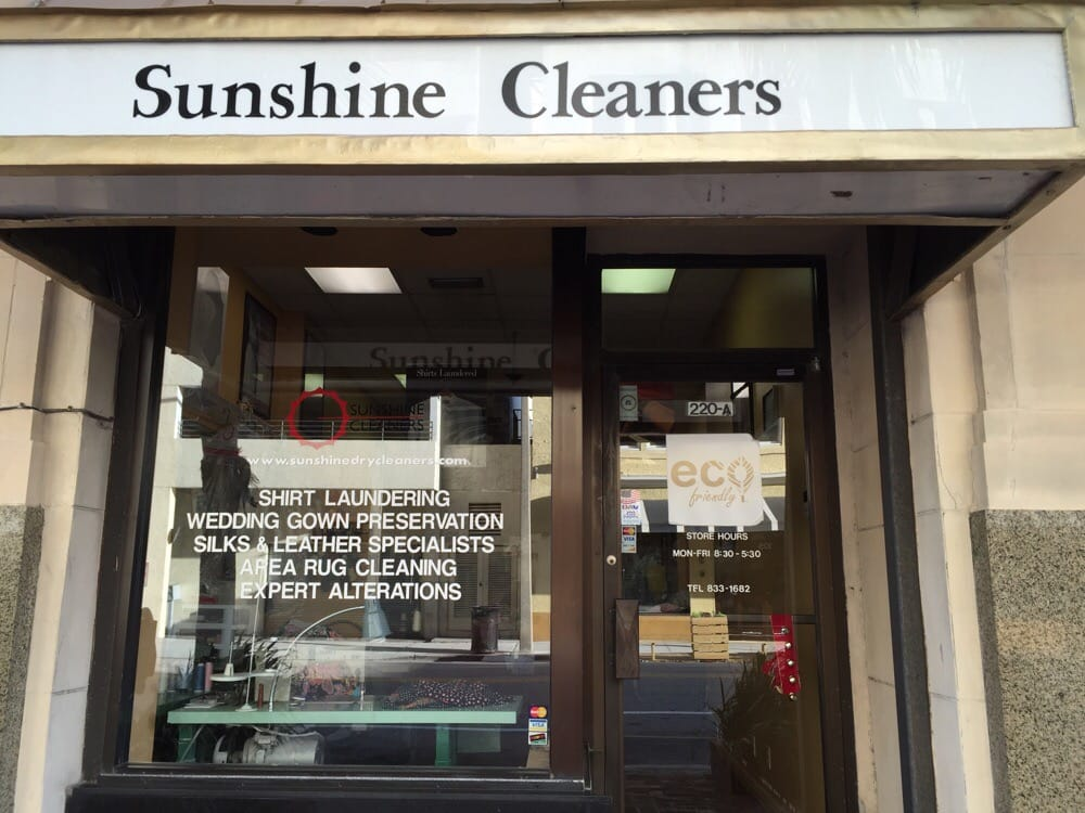 Sunshine Cleaners Laundry Services 224 Datura St West