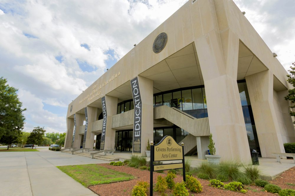 Social Spots from Givens Performing Arts Center