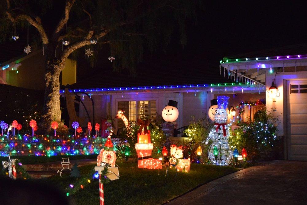 eagle hills christmas lights