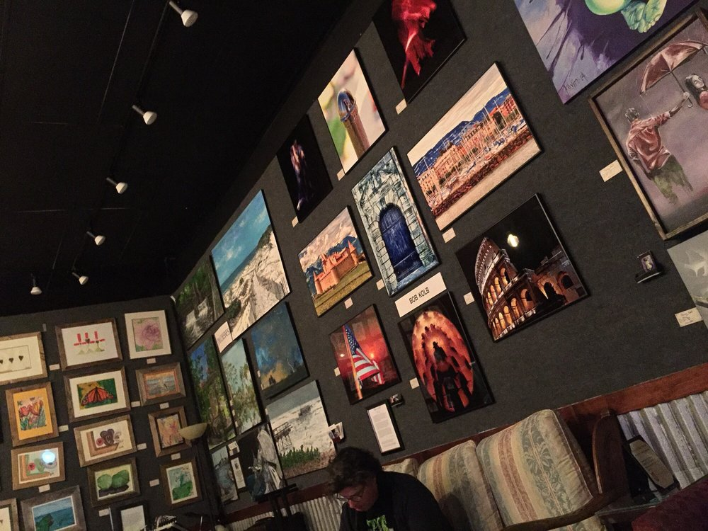The Brewhouse Gallery: 720 Park Ave, Lake Park, FL